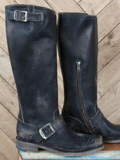 Frye Smith Engineer Tall Boot..I die
