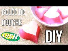DIY Gelée de Douche façon LUSH Spéciale St Valentin I DIY Français Collab avec Victoria - YouTube