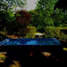 Hydropool swimspa - outdoor