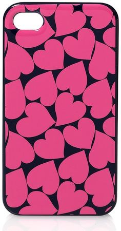 Marc Jacobs Phone Case Big Hearted / I need a new phone case.