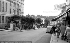 Chepstow, High Street 1950, from Francis Frith