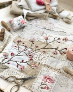 Happy to announce that you can now book online for our upcoming slow stitching workshops with Vintage Embroidery, Embroidery Applique, Embroidery Stitches, Embroidery Patterns, Knitting Stitches, Embroidery Sampler, Art Du Fil, Crazy Patchwork, Sewing Crafts