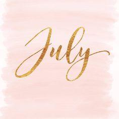 270 July ideas in 2021 | july, hello july, welcome july