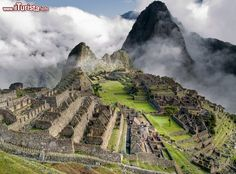 Machu Picchu, Peru I've been there!