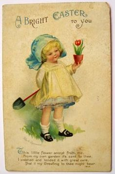 easter postcards vintage - Google Search