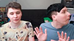 """""""Phillu...yesu"""" ARE WE EVIL OR WHAT - Dan and Phil play: What Would You Do If.."""
