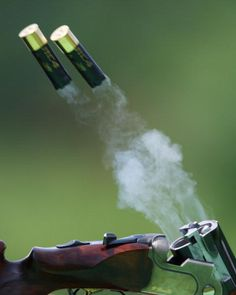 Skeet shooting.........yes!