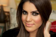 Kim Kardashian inspired makeup