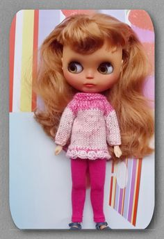 Blythe doll clothes by Shopdollwithowl on Etsy