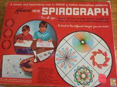 vintage spirograph