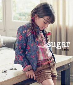 Abril de Sugar Kids para Mango Kids