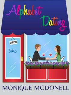 Books by chicklit and romantic comedy author Monique McDonell Alphabet Dating, Smart Girls, Dating Again, Free Kindle Books, Comedy, Romance, Author, Lettering, Writing
