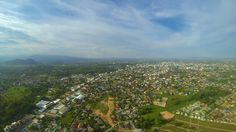 chiang rai City | The City of Chiang Rai looking north east. Thailand