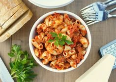 American Chop Suey - a comfort food classic!