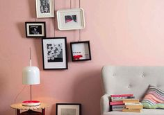 5 Astounding Useful Tips: Interior Painting Ideas Home interior painting living room bedrooms.Interior Painting Trends Grey interior painting doors before and after.Interior Painting Ideas Home. Pastel Living Room, Living Room Paint, Home Living Room, Living Area, Decoration Inspiration, Interior Inspiration, Deco Pastel, Pastel Pink, Pretty Pastel