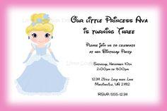 Make Birthday Invitations Templates Create Online Princess