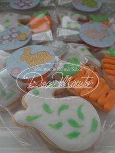 Cookies Decorados Páscoa