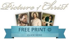 Picture of Christ | Get a Picture of Christ for your home