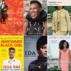 17 Memoirs And Biographies Every Black Woman Should Read At Least Once Books By Black Authors, Black Books, I Love Books, Good Books, Books To Read, Book Club Books, Book Lists, African American Authors, Reading Challenge