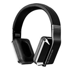 Monster® Inspiration Active Noise Canceling Over-Ear Headphones -Titanium