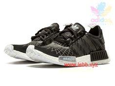 Adidas Originals Homme/Femme Chaussures Runner NMD_ R1 Core Noir/Blanc S79386 Adidas Originals, The Originals, Adidas Nmd R1, Core, Man Women