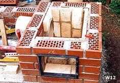 Od projektu, do wędzonek - czyli jak Wojtek Minor budował wędzarnię Smoke House Diy, Smoke House Plans, Diy Grill, Wood Fired Oven, Backyard, Patio, Barbacoa, Firewood, Smoking
