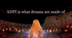 Recruitment Rush Facebook Cover Photo Alpha Delta Pi ADPi Lizzie McGuire What Dreams are Made of