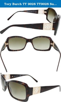 8c9ff509998 Tory Burch TY 9028 TY9028 Sunglasses 51013-56 - Tortoise Frame
