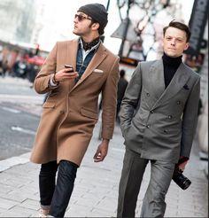 London Collections: Men 2015 via @gqmagazine . #streetstyle