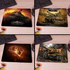 Hot 2015 World of tank Computer Mouse Pad Mousepads Decorate Your Desk Non-Skid Rubber Pad♦️ B E S T Online Marketplace - SaleVenue ♦️👉🏿 http://www.salevenue.co.uk/products/hot-2015-world-of-tank-computer-mouse-pad-mousepads-decorate-your-desk-non-skid-rubber-pad/ US $1.59