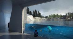 Korkeasaari Zoo / Beckmann-N'Thépé architects - TN+ landscape designers