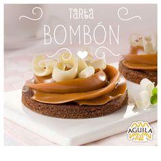 Tarta de Bombón. Para leer su #receta, hacé click en su imagen.