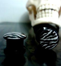 Alargador zebra.