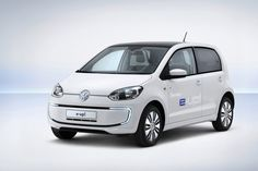 2014 Volkswagen e-up!  Electric City Car