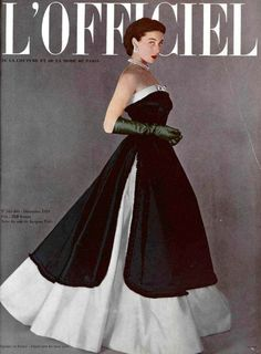 1950s fashion, bettina