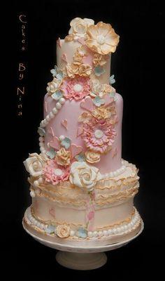 Un pastel original