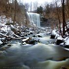 Submitted by /u/Torontonian5640 on Reddit. Webster's Falls Hamilton Canada [OC] [4000x4000]