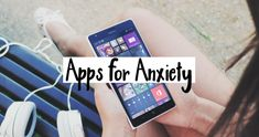 If you're suffering from anxiety here are some great apps for android and iPhone that will help you cope. What are your favorite apps for anxiety?