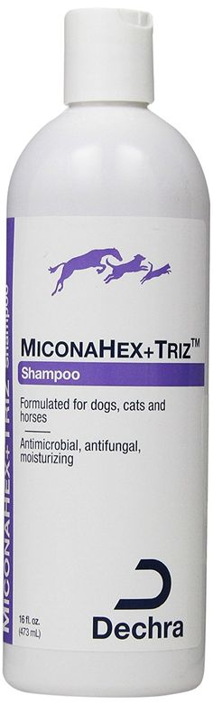 Dechra Miconahex   Triz Pet Shampoo ** Startling review available here  : Cat products