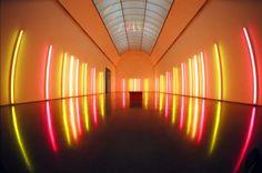 Light Art Installations