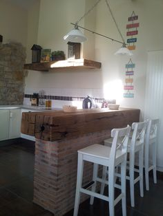 1000 images about cocinas on pinterest google ideas for Barras de cocina rusticas