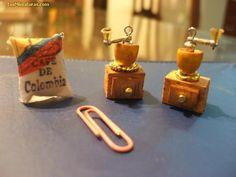 Foro de casas de muñecas y miniaturas :: Ver tema - Molino para café