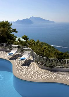 Relais Blu Belvedere Massa Lubrense - Marine Reserve of Punta Campanella overlooking the gulf of Naples and Salerno