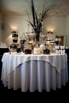 Fine Vintage Candy Buffet Ideas Candy Buffet Wedding Candy Complete Home Design Collection Epsylindsey Bellcom