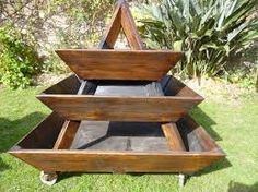 1000 images about maceteros on pinterest wooden plant - Maceteros de madera ...