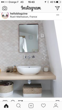 Useful Walk-in Shower Design Ideas For Smaller Bathrooms – Home Dcorz Bathroom Hacks, Attic Bathroom, Upstairs Bathrooms, Diy Bathroom Decor, Bathroom Interior, Small Bathroom, Bathroom Designs, Bad Inspiration, Bathroom Inspiration