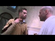 Brad Pitt in 12 Monkeys - YouTube