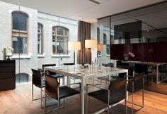 Cassina Contract per il Conservatorium Hotel di Amsterdam