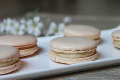 Surprises et gourmandises - Macarons à la fleur d'oranger
