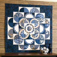 One of my next quilting projects ~ Circle of Hope <3